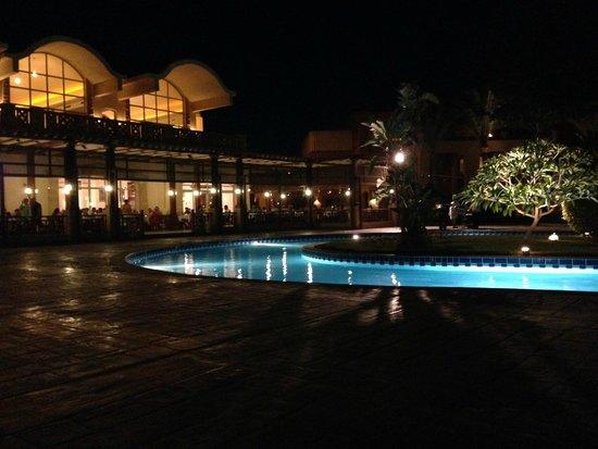 Sharm Grand Plaza : ужин