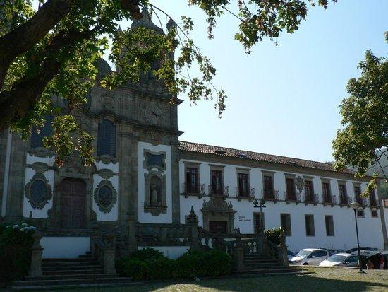 Pousada Mosteiro Guimarães: la pousada