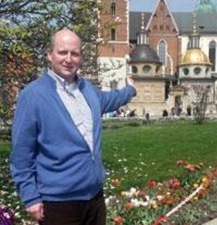 Stadtfuhrer in Krakau Jacek Ptak Tours