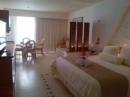 Sunset Fishermen Spa & Resort: Excelente habitación!!!
