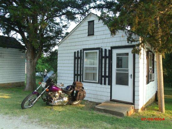 Weaubleau MO Weaubleau Motel Cabin 7
