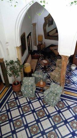 Hotel Palumbo Palazzo Confalone: Interno