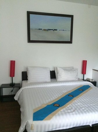Billabong Hotel & Hostel : my bed