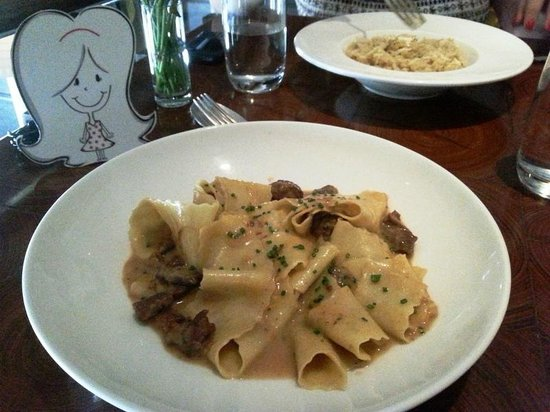 The Table : The Lamb Ragout Pasta