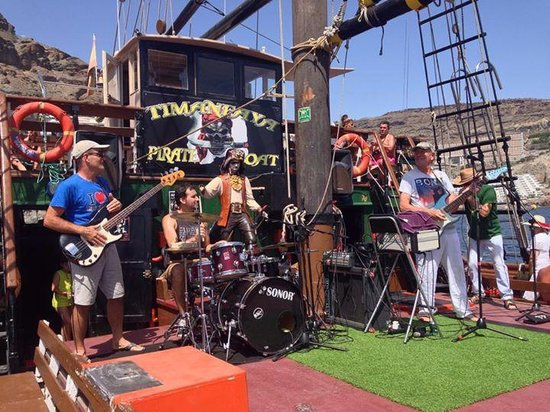 Bob Gorman`s Live Music Cruise