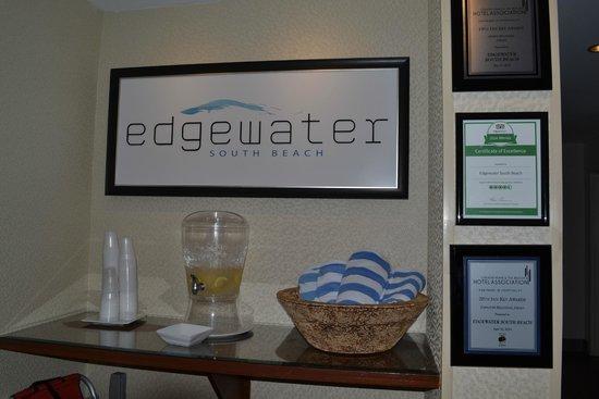 Marriott Vacation Club Pulse, South Beach: Entryway
