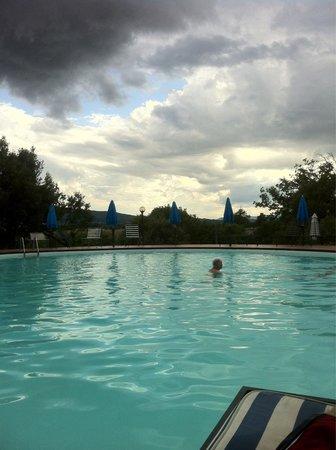 Toscana Verde : Bordo piscina