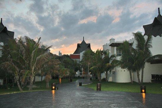 Kore Tulum Retreat and Spa Resort: Our oceanfront villa... Villa 4