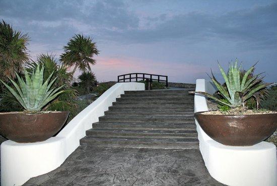 Kore Tulum Retreat and Spa Resort: Sunset