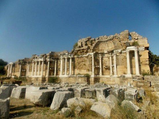 Kamer Motel: Nearby Roman ruins