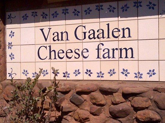 Van Gaalen Kaasmakerij: Van Gaalen