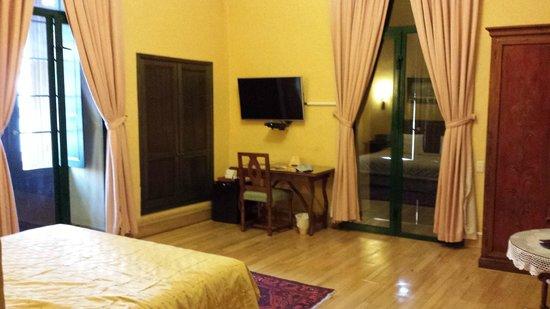 Hotel de la Opera: my room