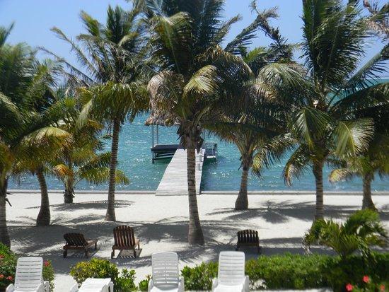 Tara del Sol: The beach