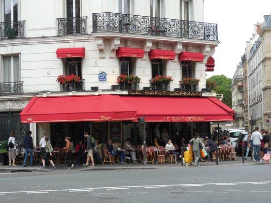 K+K Hotel Cayre: Le Saint Germain Cafe