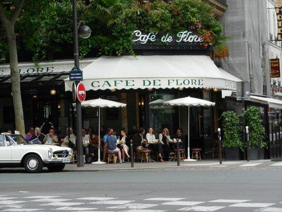 K+K Hotel Cayre: Cafe De Flore