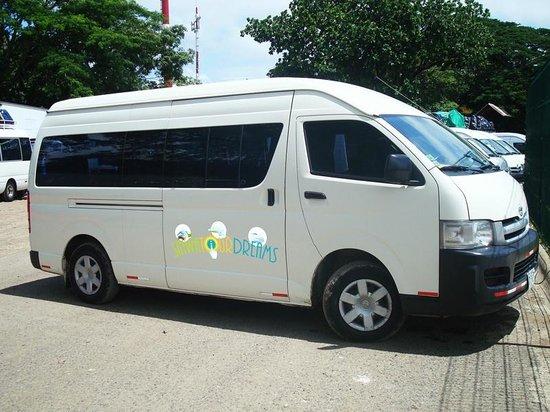 Monteverde, كوستاريكا: Toyota Haice