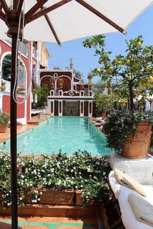 Le Sirenuse Hotel : Pool