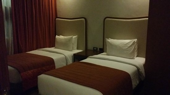 La Breza Hotel: Second Room with 2 twin beds