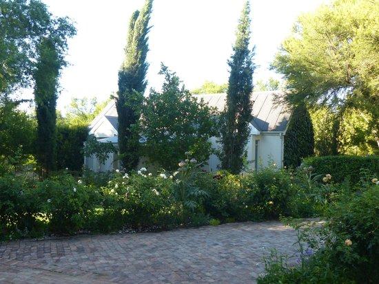 Rosenhof Country House: Einfach Ausblick