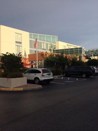 Hyatt Place Sarasota / Bradenton Airport: Hotel front