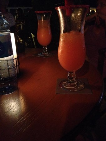 Lemon Lounge Bar: Sex on the beach