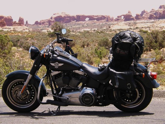 Fat Boy at Arches National Part, Utah - Picture of ...