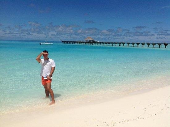 Gili Lankanfushi Maldives : Relax