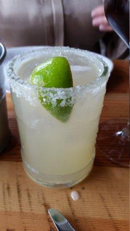 Puesto: Margarita - very good but small