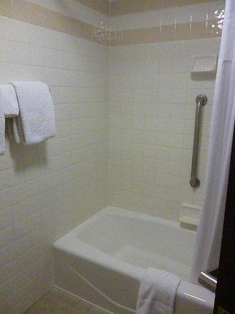 Drury Inn & Suites Atlanta South: Clean shower/tub