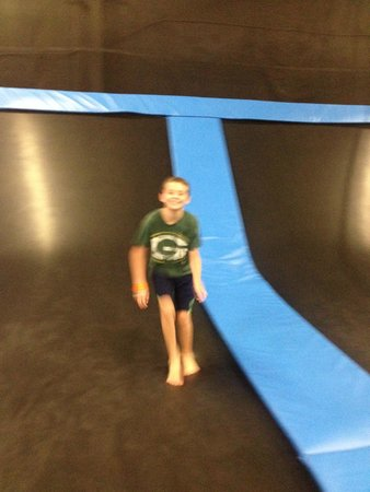 Cloud 9 Trampoline Park