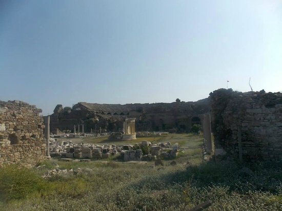 Temple of Apollo : Roman ruins