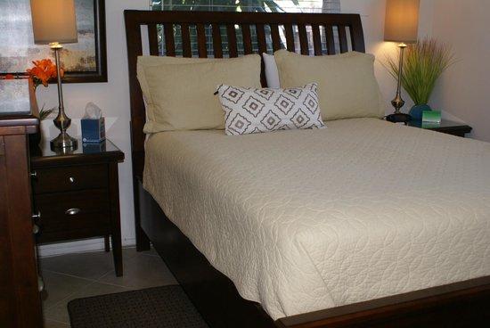 Island Sands Inn: Two Bedroom Condo/Villa Mater
