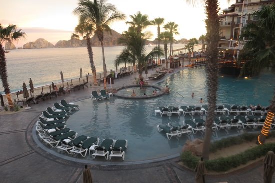 Villa del Arco Beach Resort & Spa Cabo San Lucas: View from Suite