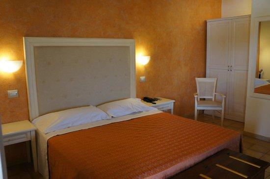 Artemisia Resort: il lettone