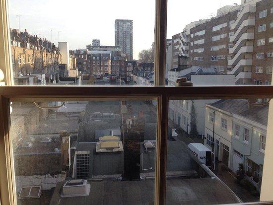 Alexandra Hotel : Dall'Interno.