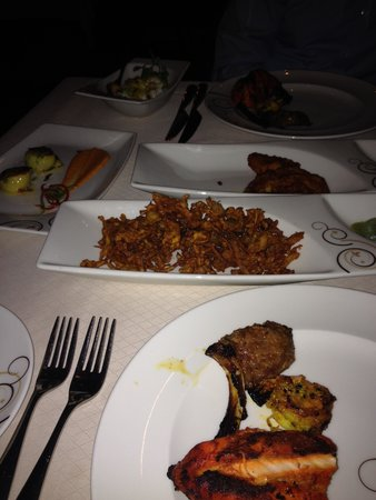 Jumeirah Zabeel Saray: Food at Amala
