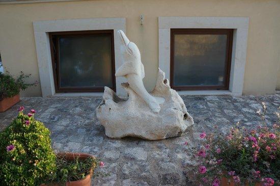Artemisia Resort : quì si è fatta la foto il mio piccolo