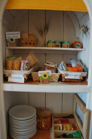 Artemisia Resort : colazione alternativa