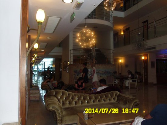 Sealife Family Resort: View from lobby