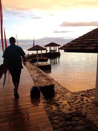 The Warwick Fiji: Private Dining