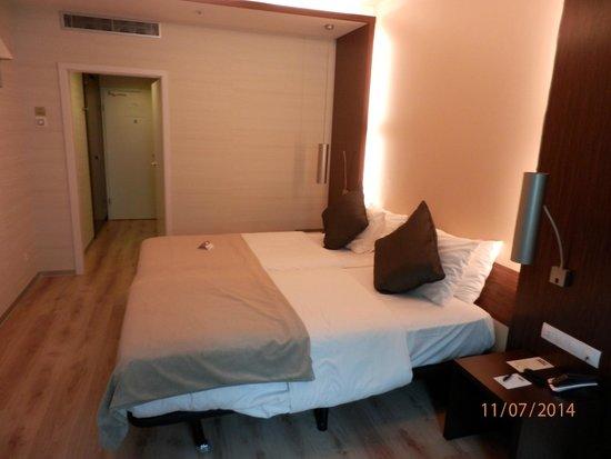 LOFT Hotel Bratislava: camera