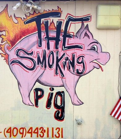 The Smoking Pig