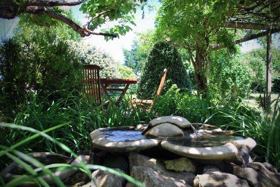 La Gomerie : La fontaine