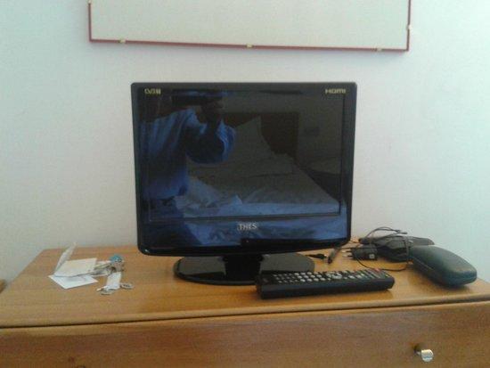 Hotel Accademia: il tablet televisione