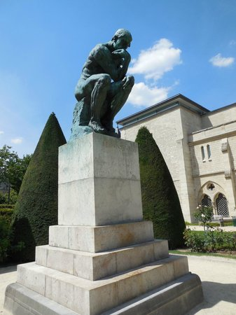 K+K Hotel Cayre: The Thinker - Rodin