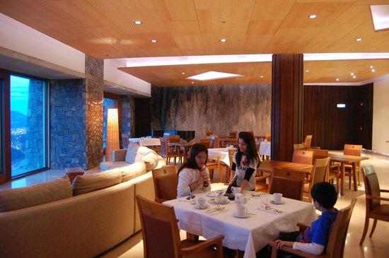 Arakur Ushuaia Resort & Spa: Desayuno