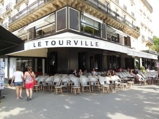 K+K Hotel Cayre: Le Tourville Cafe