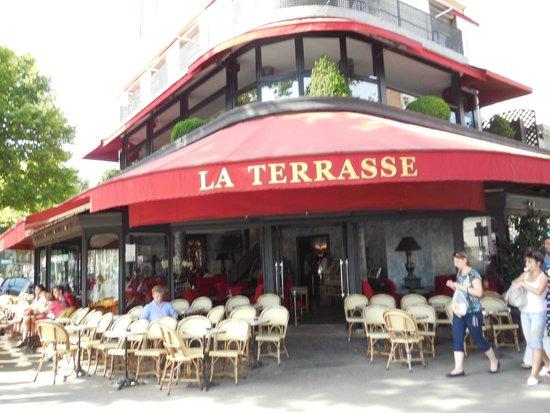 K+K Hotel Cayre: La Terrasse Cafe