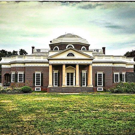 Thomas Jefferson's Monticello: Monticello
