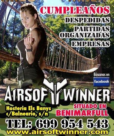 Benimarfull, Espagne : airsoftwinner